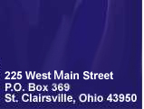 DRD Consulting is located at 225 West Main Street, PO Box 369, St. Clairsville, OH 43950